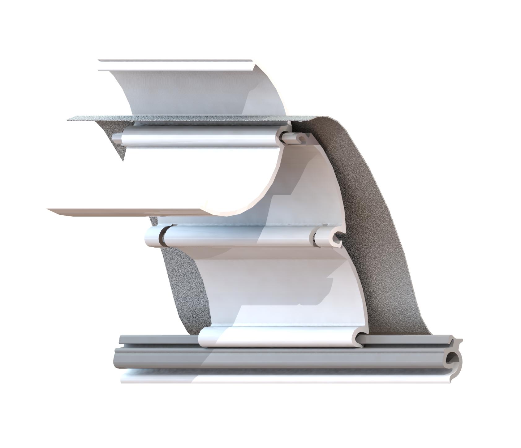 attaches et verrous pour volet roulant. Black Bedroom Furniture Sets. Home Design Ideas